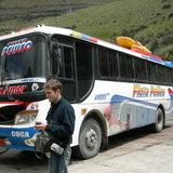 Bus Tena Baeza