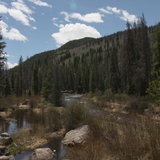 Homestake creek (CO, USA)