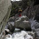 Drop on the upper Vecchio, Michele Ramazza
