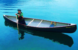 canoa canadese turistica