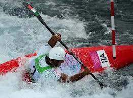 kayak da slalom