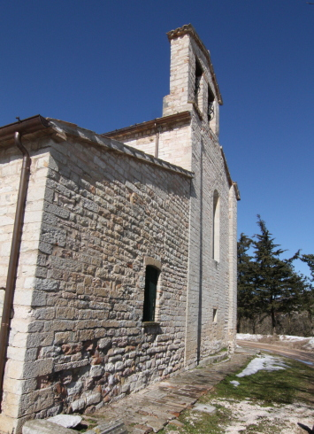 church candigliano