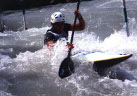 slalom for creek training
