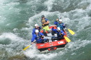 Dove fare rafting in italia