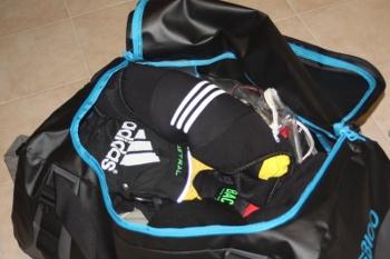 preparazione bagagli
