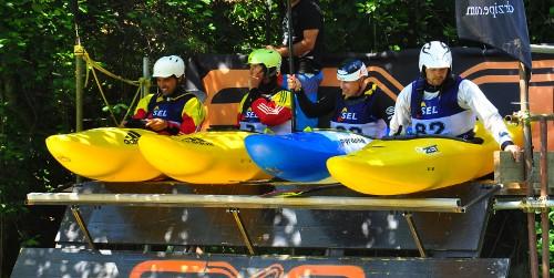 boaterX start ramp