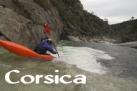 Corsica kayak video