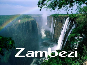 Zambezi kayak video